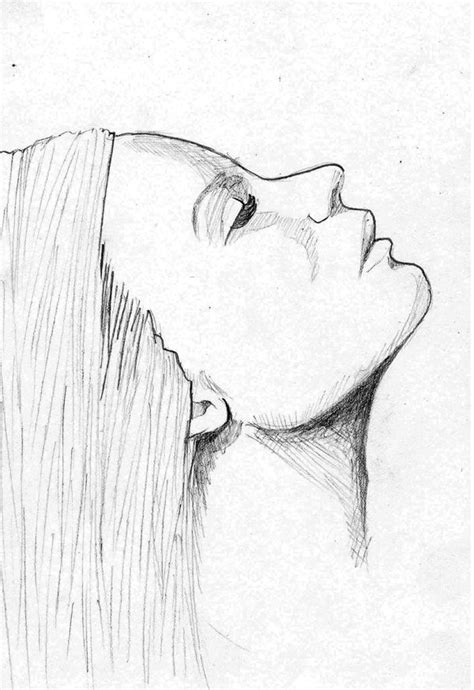 photos draw a sides pose face drawing art gallery