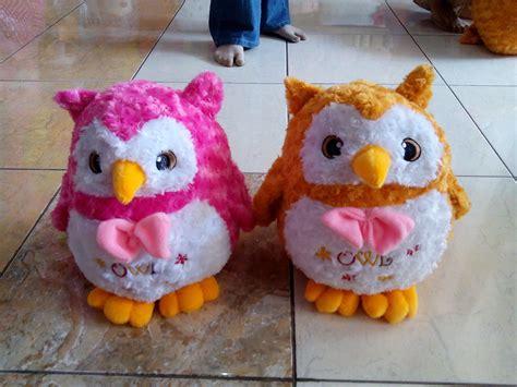 Karpet Karakter Owl boneka owl aureldoll s