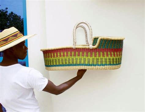 The Cutest Woven Baby Baskets By Design Dua Baby Baskets Moving Baby From Moses Basket To Crib