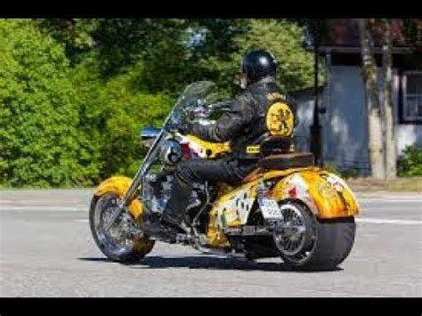 Boss Hoss Motorrad Sound by Boss Hoss Motorcycle Monster Exhaust Sound And Ride