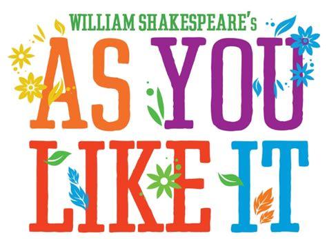 as you like it shakespeare in la