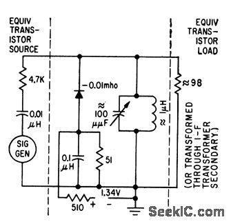 tunnel diode bandwidth index 91 lifier circuit circuit diagram seekic