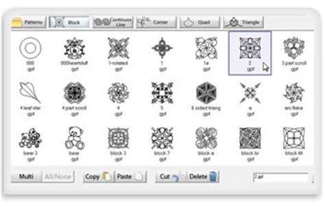 software design pattern library grace quiltmotion quiltmotion software