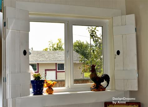 interior window shutters diy designdreams by rustic diy shutters for 10