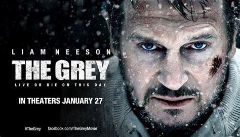 film grey movie talk the grey review horror novel reviews