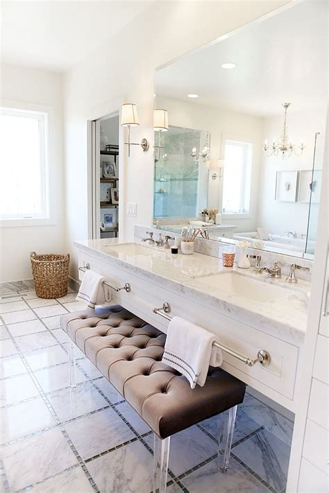 bench for bathroom 25 bathroom bench and stool ideas for serene seated convenience