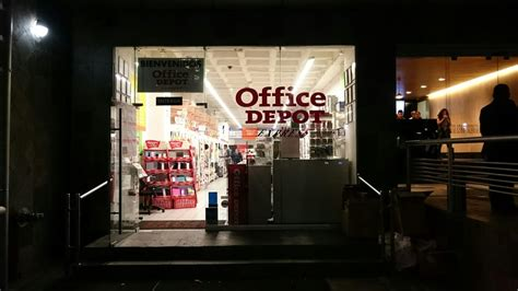 Office Depot Mexico Office Depot Cards Stationery Insurgentes Sur 1388