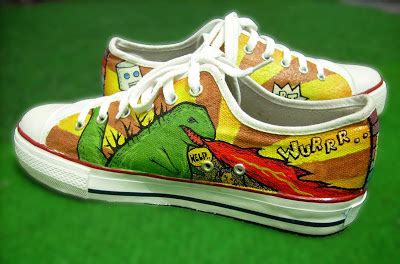 Sepatu Vans Spongebob mallukah