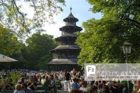 Englischer Garten Biergarten Parken by Bayern Deutschland Englischer Garten Europa