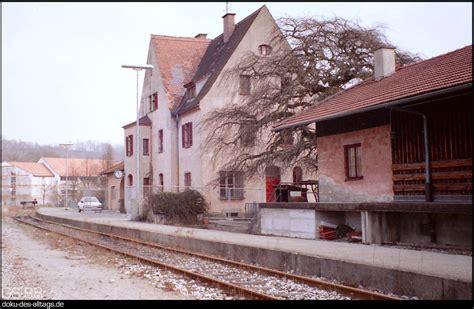 wasserburg am inn bahnhof strecken und bahnh 246 fe