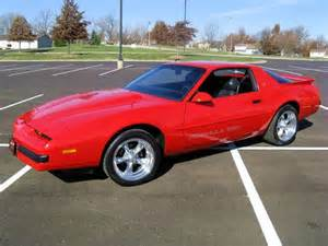 1989 Pontiac Firebird Formula 350 Sell Used 1989 Pontiac Firebird Formula 350 Low Mileage