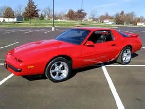1989 Pontiac Firebird Formula Sell Used 1989 Pontiac Firebird Formula 350 Low Mileage