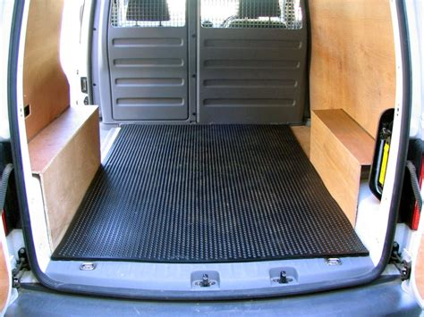 Plastic Window Box Liners - vw caddy indestructible load liner mat van rubber bedliner ebay