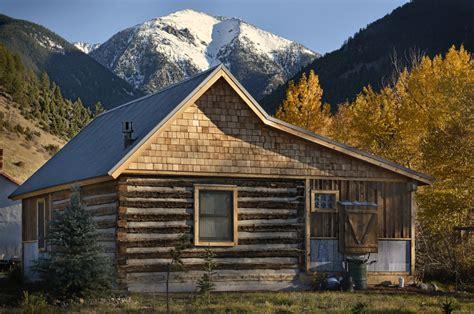 Homestead Cabin by Montana Homestead Cabins