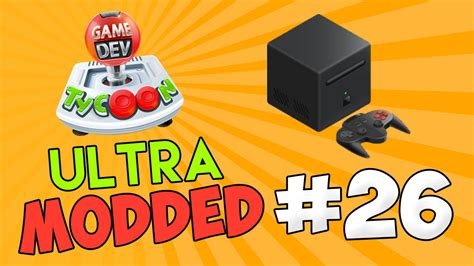 Game Dev Tycoon Ultra Mod | game dev tycoon ultra modded 26 new custom console w