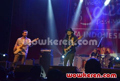 Cd Gugun Blues Shelter High Baru foto penilan gugun blues shelter di indonesia jazz