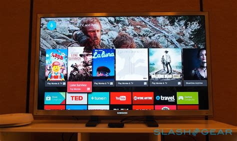 android tv android tv on tv reborn and better slashgear