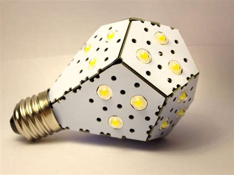 led light bulbs canada geometrically efficient light bulbs led lighting technology