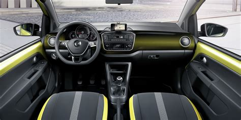 volkswagen tsi interior new look 2017 volkswagen up breaks cover performancedrive