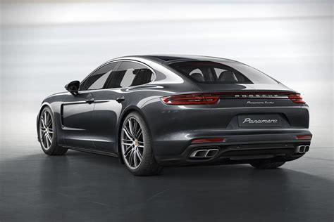porsche panamera 2017 black 2017 panamera turbo and 4s technical details gearopen
