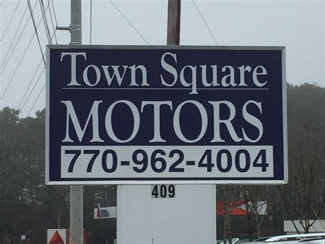 town square motors lawrenceville ga read consumer reviews browse    cars  sale