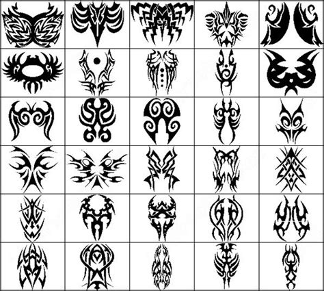 tribal pattern photoshop tribal brush photoshop brushes in photoshop brushes abr