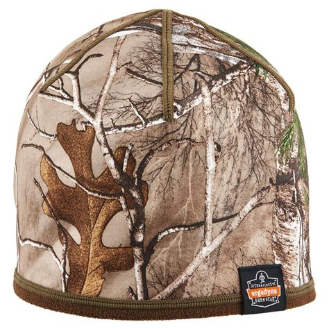 home depot real tree n ferno realtree camo reversible knit cap 6816rt the home depot