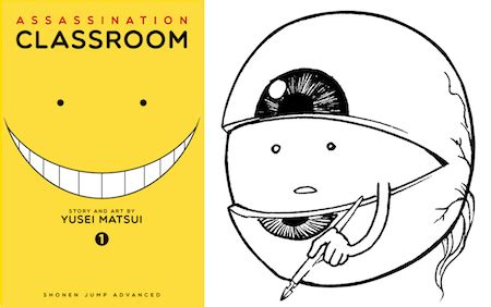 Assassination Classroom By Yusei Matsui mind of the mangaka yusei matsui creator of assassination classroom