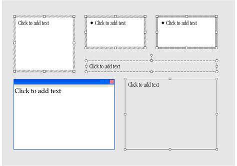 computer text box templates download free vector art