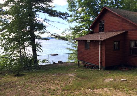 Sebago Lake Cabin Rentals by Krainin Real Estate Sebago Lake Maine Vacation Rental