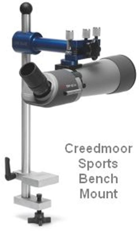 spotting scope bench mount new bench mount for spotting scopes 171 daily bulletin