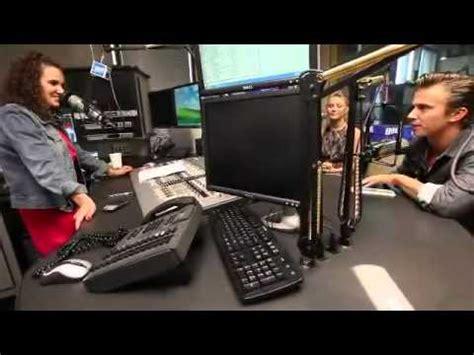 kenny wormald interview kenny wormald julianne hough radio interview b96radio