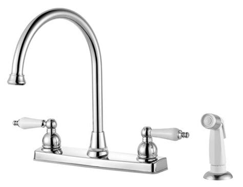 Pfister Henlow 2 Handle Kitchen Faucet At Menards 174 Kitchen Faucets Menards