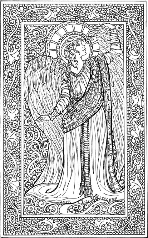 colouring book for adults guardian coloring sheet coloring sheet by