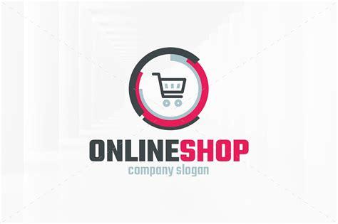 design logo online shop gratis online shop logo template logo templates creative market