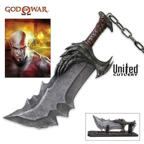 god of war knives god of war kratos blade of chaos budk knives