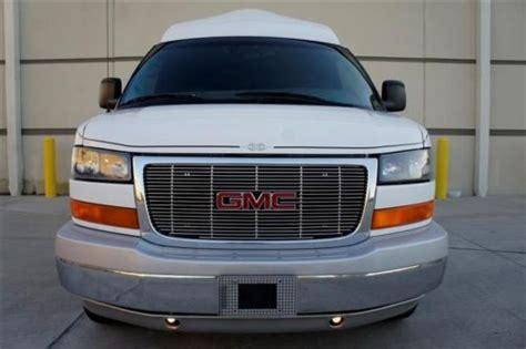 gmc savana 4x4 for sale buy used gmc savana 2500 explorer limited 4x4 hi top