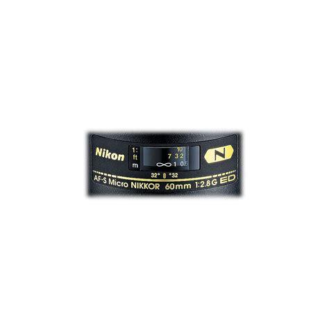 Nikon Af S 60mm F 2 8g Ed Micro nikon 60mm af s micro nikkor f 2 8g ed lens