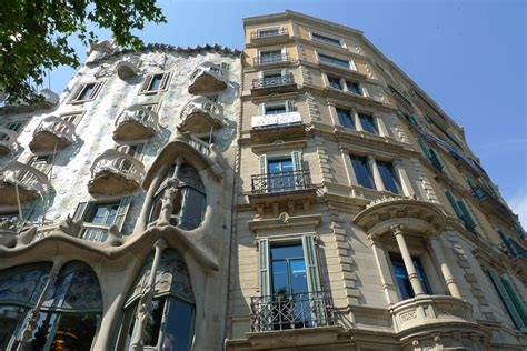 barcelona architecture pierrot heritier photos cities of the world barcelona