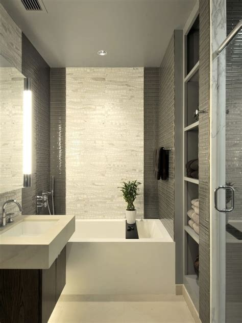 Modern Bathroom Idea - 26 cool and stylish small bathroom design ideas digsdigs
