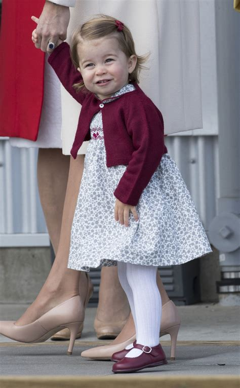 princess charlotte princess charlotte photos photos 2016 royal tour to