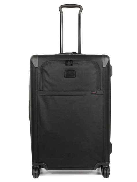 cadenas valise tumi valise tumi alpha 2 lightweight 75 cm en noir ventes
