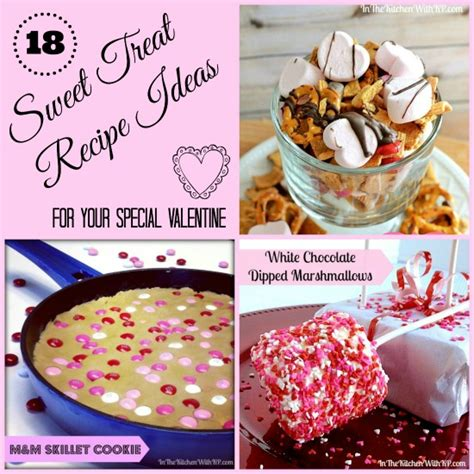 Cbell Kitchen Recipe Ideas 18 Sweet Treat Recipe Ideas For Your Special