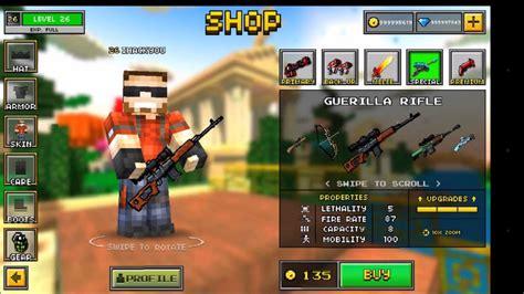 pixel gun 3d apk mod pixel gun 3d mod apk 11 3 1 mod hack