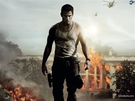 movies like white house down white house down movie wallpaper 2