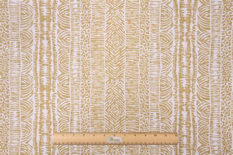 robert allen drapery robert allen global lines printed cotton drapery fabric in
