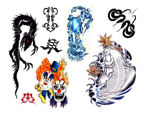 tattoo design flash art collection flash celtic japanese font letters