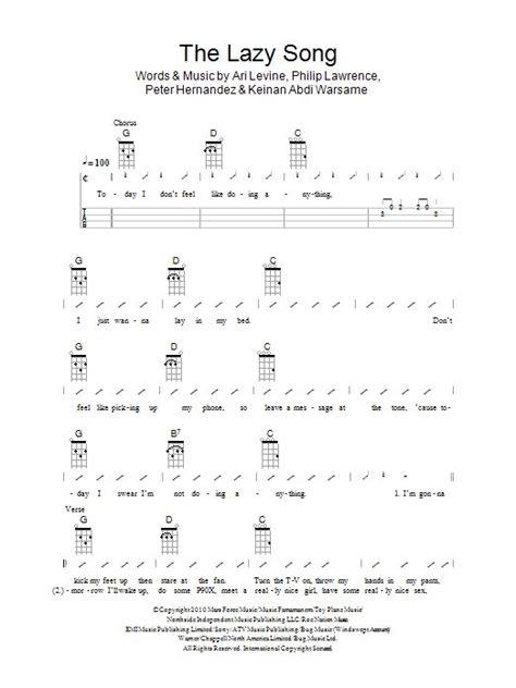song ukulele the lazy song ukulele songs and the o jays