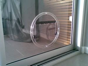 Putting Cat Flap In Glass Door Wanted Pet Door Equus Sims Forum