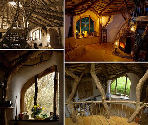 Woodland Homes by Temperate Climate Permaculture The Woodland Home
